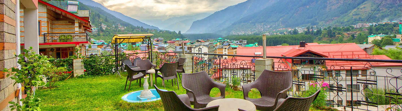 Contact for Cottages in manali, Hotels in manali
