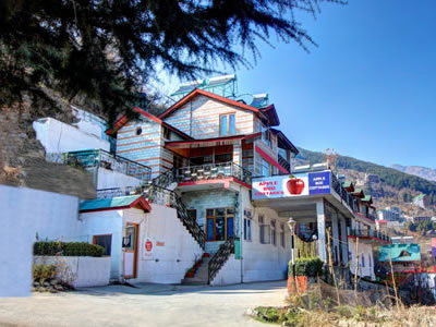 Luxury Cottage Manali