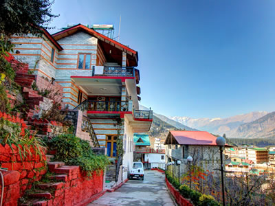 Royal Cottage Manali