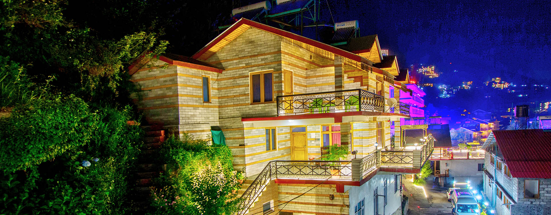 Apple Bud Cottages Manali - budget cottages in manali