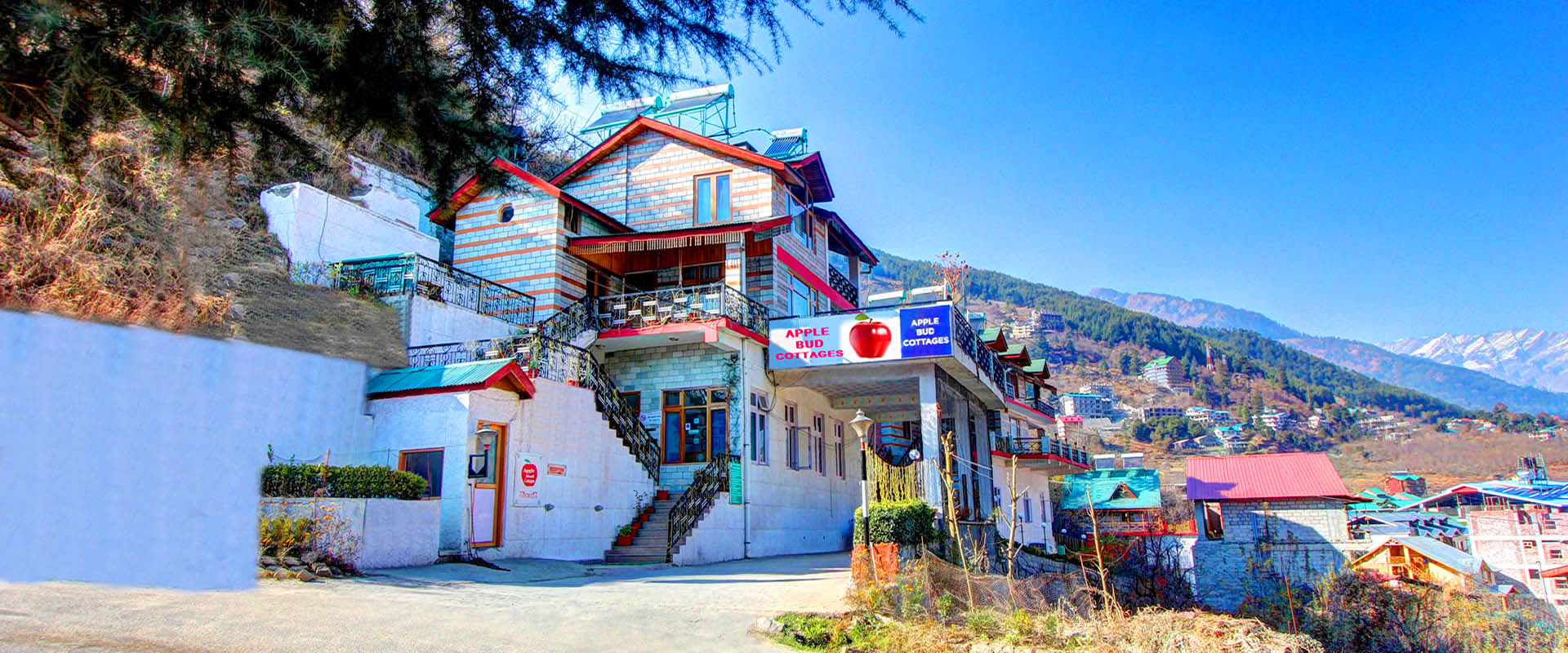 Apple Bud Cottages Manali - Best cottages in manali